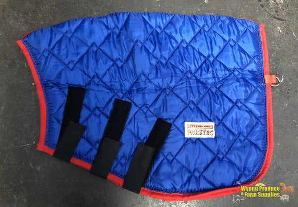 New Mirotec Stable Neck Rug Pony Blue (2112115)