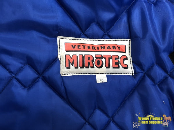New Mirotec Stable Neck Rug Pony Blue (2112116)