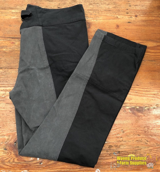 Ride Proud Riding Pants Ladies 20 Charcoal (204005)