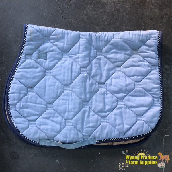 Roma Saddlecloth Cob Blue (212880)