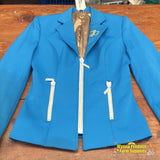 Show Jacket Ladies 12 Blue (Wp)