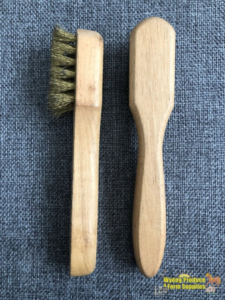 Steel Brush Small Gold (2107129)