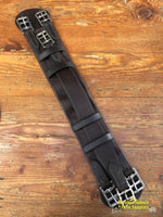 Wagners 3 Buckle Girth 23/59Cm Brown (212813)