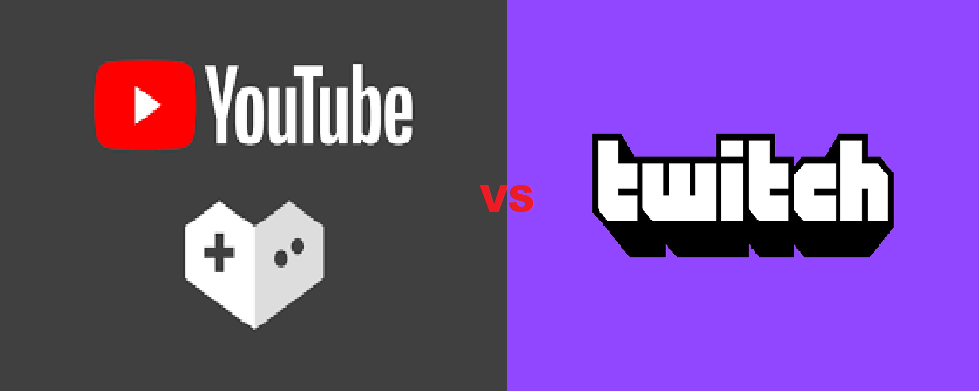 youtube gaming vs twitch