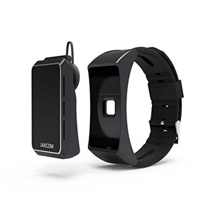 JAKCOM B3 Smart Band New Wearable Device as Smart Watch Heart Rate Testing (Black)