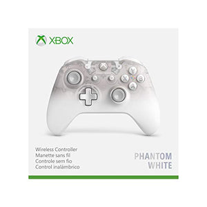 Xbox Wireless Controller - Phantom White Special Edition