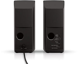 Bose Companion 2 Series III Multimedia Speakers - for PC (with 3.5mm AUX & PC input)