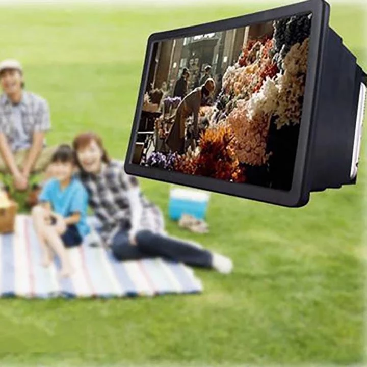 3D Phone Screen Amplifier