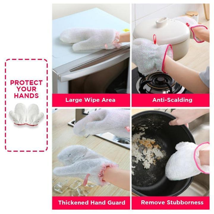 Oil-Free Universal Kitchen Gloves