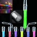 7-Color LED Water Faucet Light