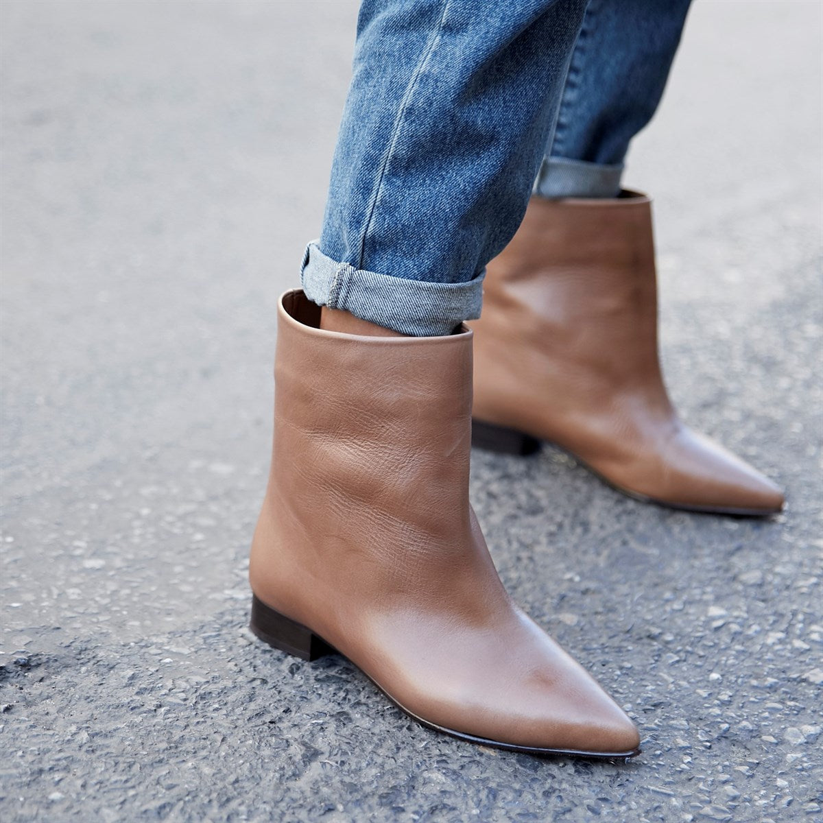 Laila Ankle Boots