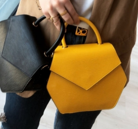 Hailey Bag Yellow