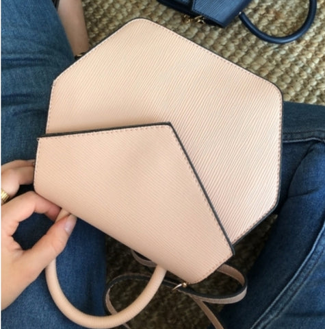 Hailey Bag Blush