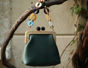 Audrey Bag Green