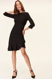 Barcelona Dress Black