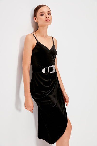 Fallon Dress Black