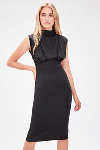 Honey Dress Black