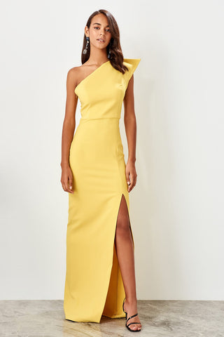 Lizzie Dress Yellow