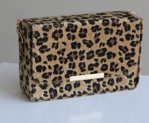 Paris bag animal print