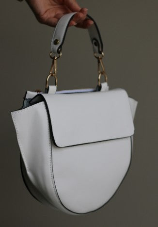 Spencer Bag White