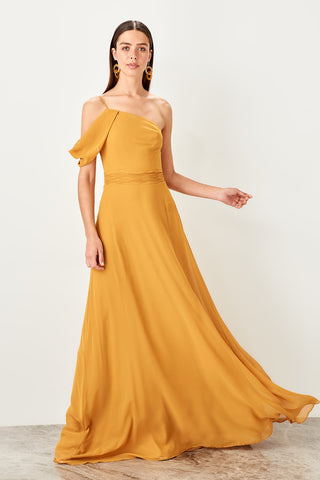 Vanessa Dress Yellow