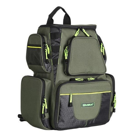 PREMIUM MULTIFUNCTION FISHING BAG