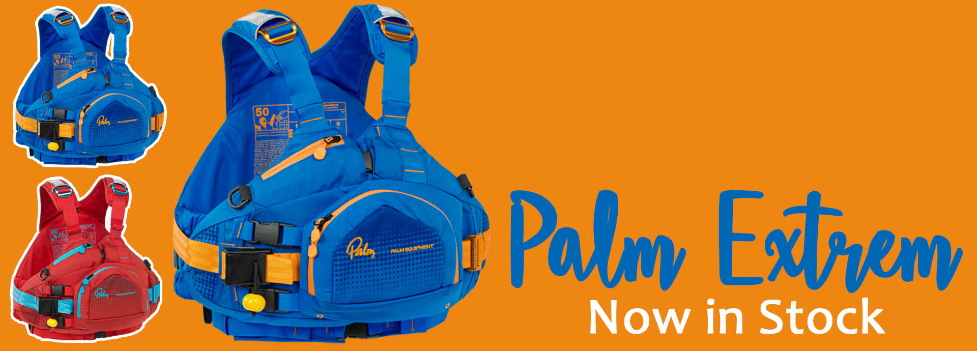 New Palm Extrem PFD
