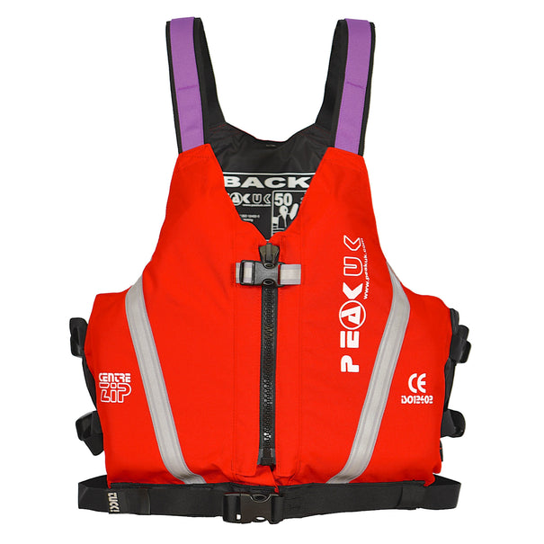 Peak UK Centre Zip PFD