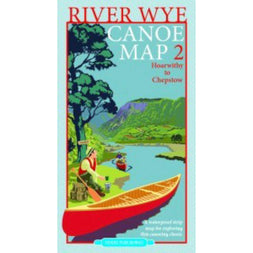 River Wye Canoe Map Two