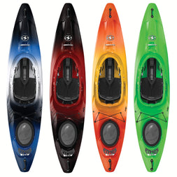 Wave Sport Ethos Blackout Crossover Kayak - Blackout