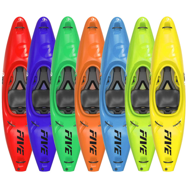 Zet Five Whitewater Kayak