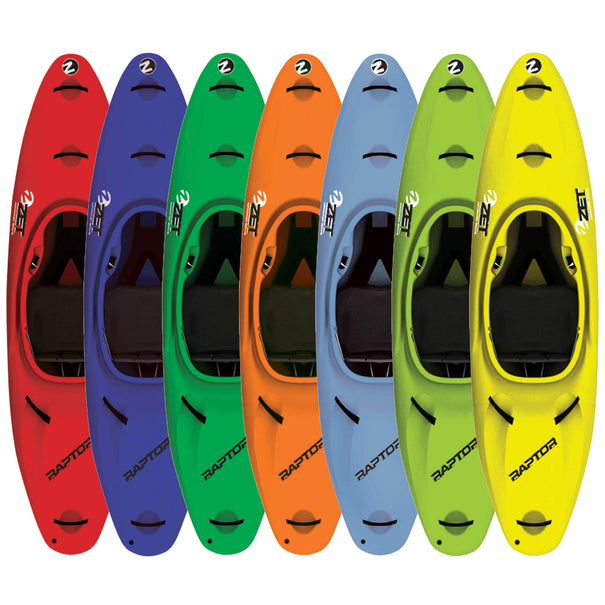 Zet Raptor Whitewater Kayak