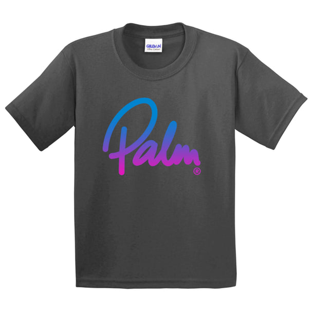 Palm Script Mens T-Shirt