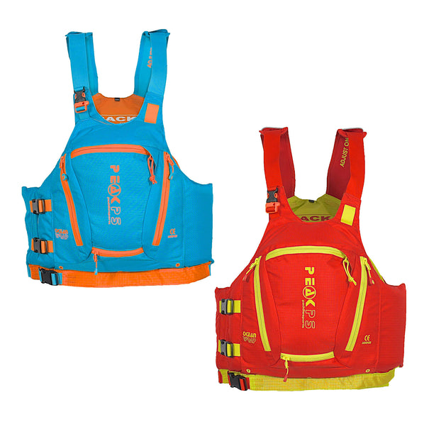 Peak UK Ocean Wrap - Sea Kayaking Buoyancy Aid