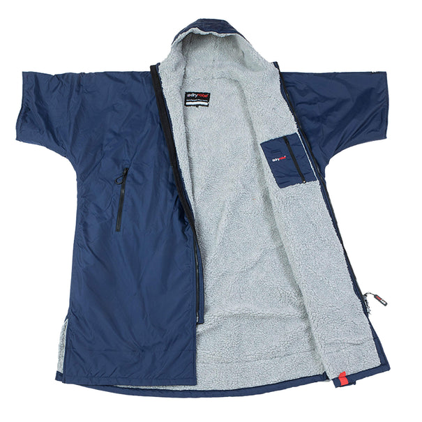 Dryrobe Navy/Grey Changing Robe