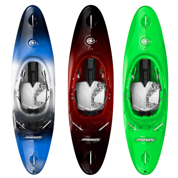 Wave Sport Diesel Kayak - Whiteout