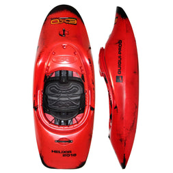 Exo Helixir Freestyle Kayak