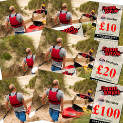 Gift Voucher for Recreational Paddlers