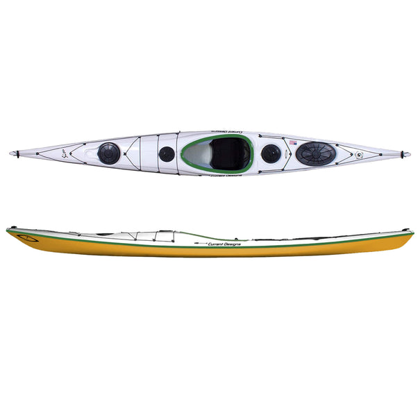 Current Designs Sisu Sea Kayak (Kevlar)