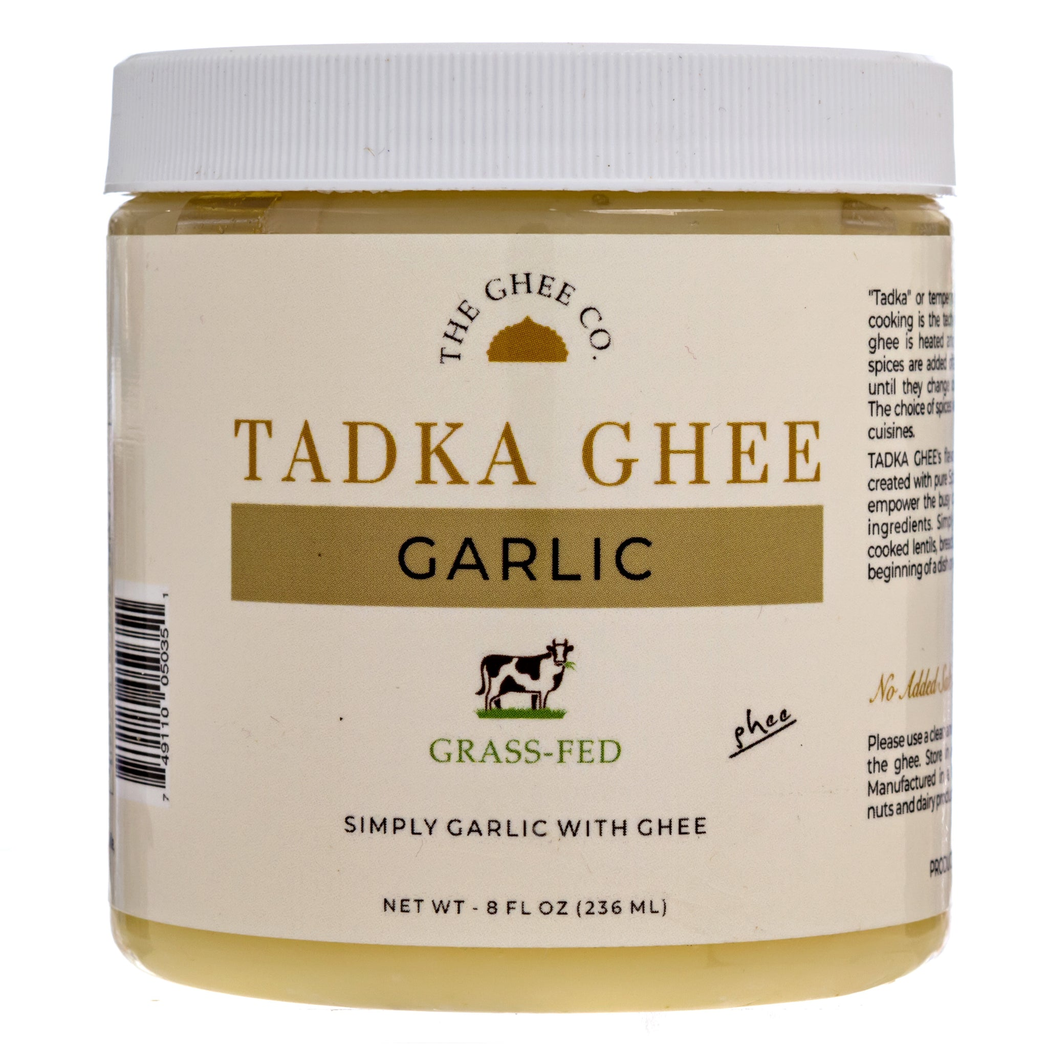 Tadka Ghee - Garlic