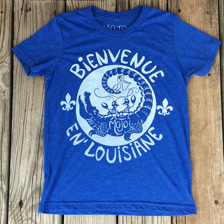 Bienvenue En Louisiane