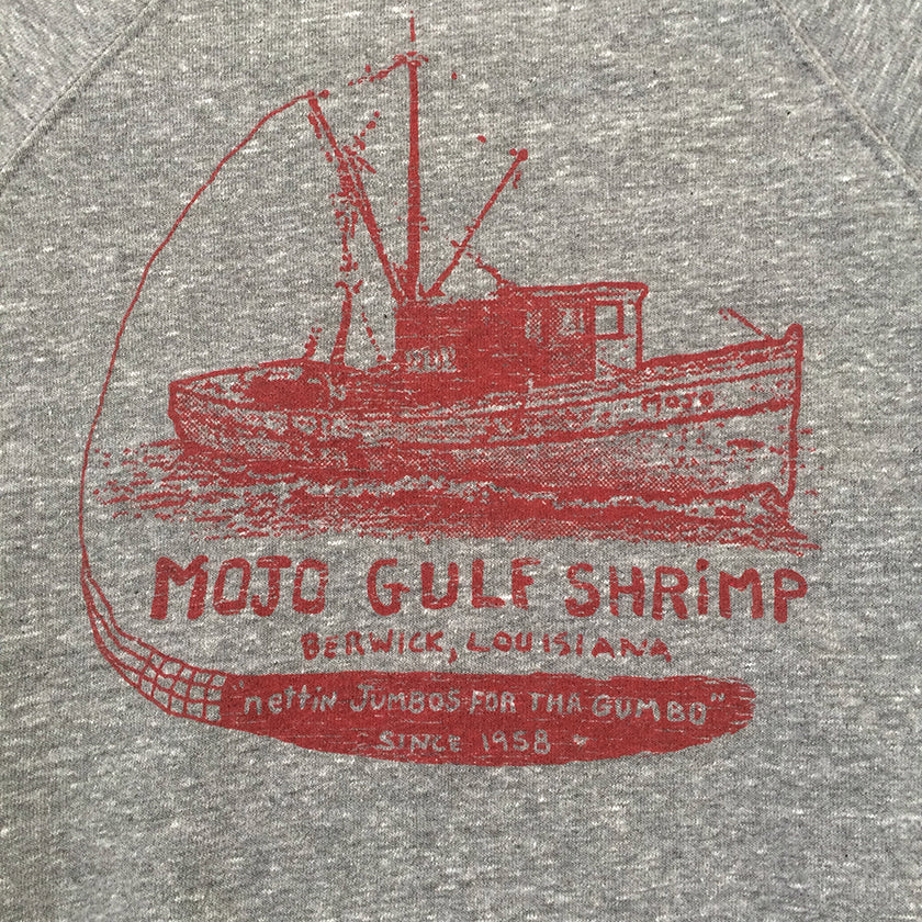 Gulf Shrimp Sweat