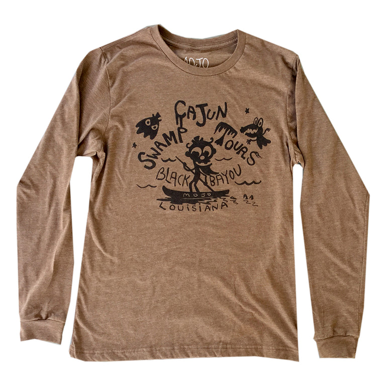 Swamp Tour Long Sleeve