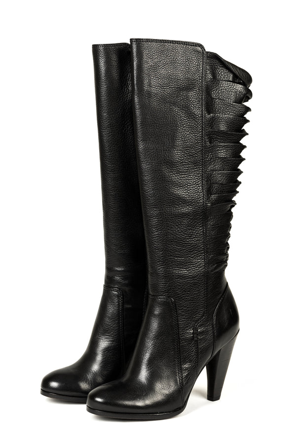 Mikaela Twisted Tall Boot