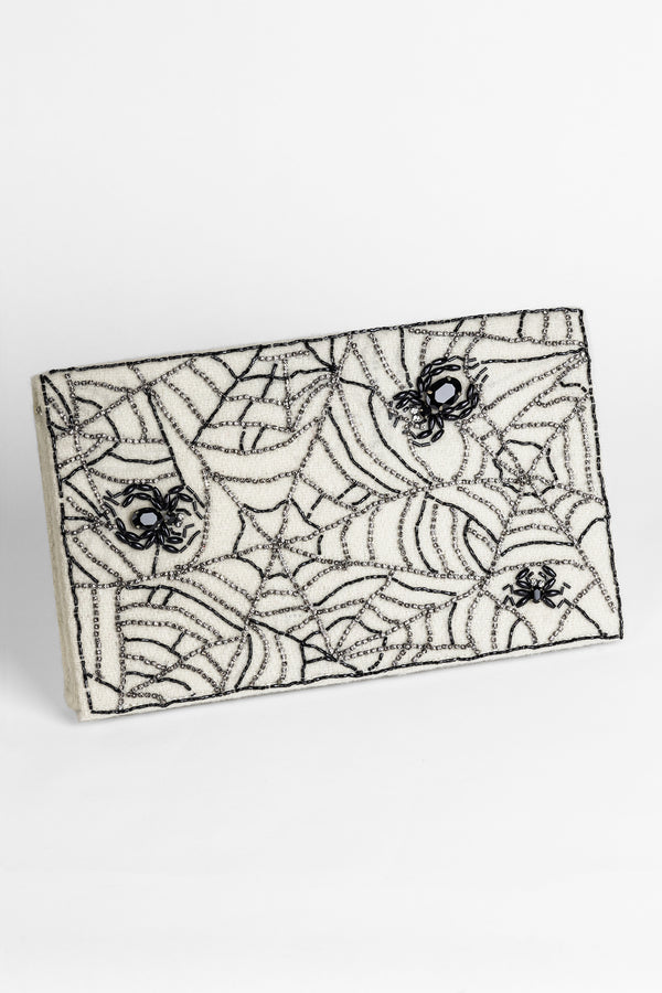 Spiderwebs Handbag
