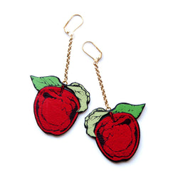 Rosita Bonita Apple Earrings