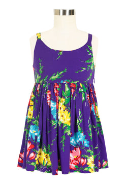 Annie Dress - Bold Bouquet