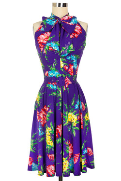 Trolley Dress (Limited Edition!) - Bold Bouquet