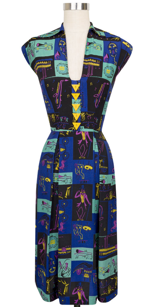 Billie Dress - Preservation Hall - Final Sale