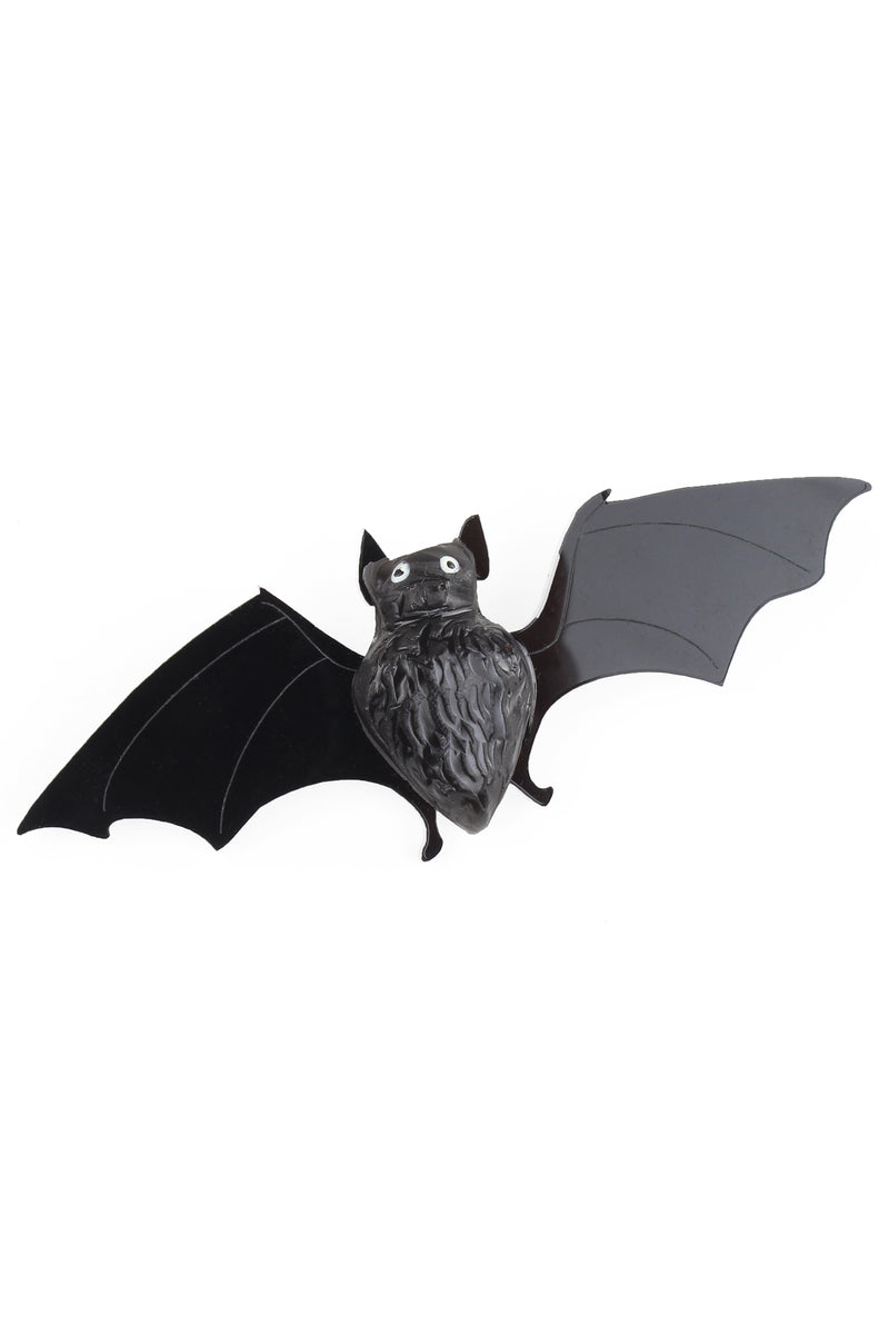Luxulite Bat Brooch